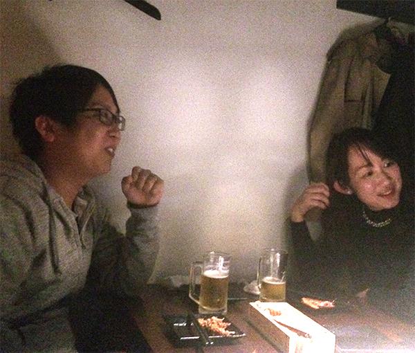 浜田さんとマツケンさん