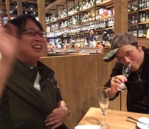 横田健一とマツケン