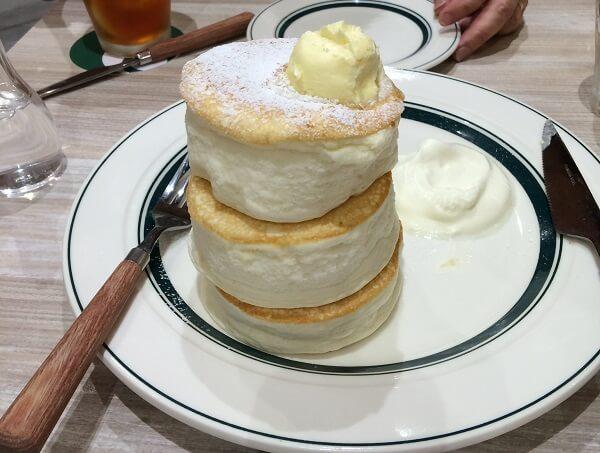 プレミアムパンケーキ