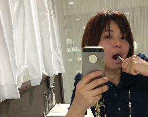 歯磨きホワイトニング