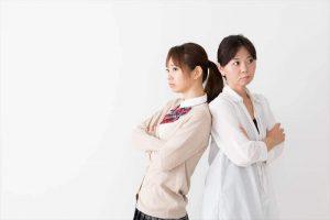 親の反対親子喧嘩